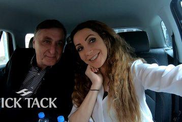 Olga Lounová, TICK TACK taxi, TICK TACK jízda, taxi